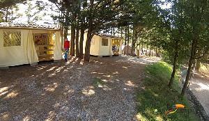 Camping - Vesc - Rhône-Alpes - Le Matin Calme