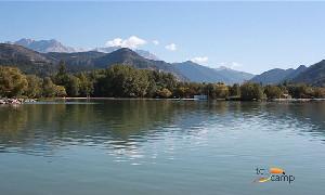 Camping - Veynes - Provence-Alpes-Côte d'Azur - Les Rives du Lac