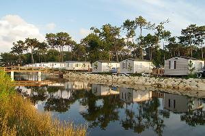 Camping - Lège Cap Ferret - Aquitaine - Les Viviers