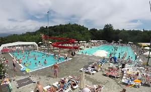 Camping - Figline Valdarno - Toscane - Norcenni Girasole Club