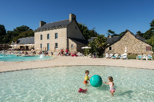 Camping - Quimper - Brittany - L'Orangerie de Lanniron