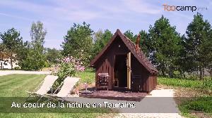 Camping - La Chapelle-Blanche-Saint-Martin - Grand Centre - Domaine de la Grangée