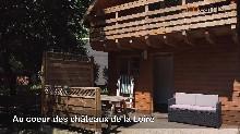 Camping - Cabanes des Châteaux - Valloire-sur-Cisse - Grand Centre - France