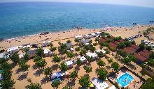 Camping - El Pinar Platja - Santa Susanna - Costa Brava - Espagne