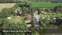 Camping - L'Etang du puy - Saint-Mars-la-Réorthe - Pays de Loire - France