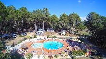 Camping - La Simioune - Bollène - Provence-Alpes-Côte d'Azur - France