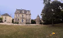Camping - Château de la Rolandière - Trogues - Grand Centre - France