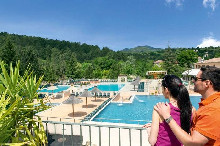 Camping - Largentière - Rhône-Alpes - Domaine Les Ranchisses