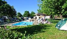 Camping - Bourbon-Lancy - Bourgogne - Camping du Breuil