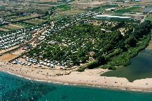 Camping - La Tordera - Malgrat de Mar - Costa Brava - Espagne