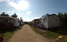 Camping - Le Bernier - La Plaine-sur-Mer - Pays de Loire - France