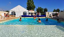 Camping - La Faute-sur-Mer - Pays de Loire - Le Pavillon Bleu