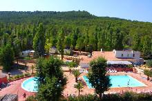Camping - Les Cadenières - Villecroze - Provence-Alpes-Côte d'Azur - France