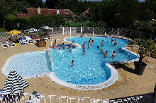 Camping - Les Pins - Carcans - Aquitaine - France
