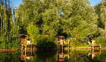 Camping - l'Etang - Brissac Quincé - Pays de Loire - France