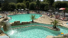 Camping - Mondial - Vallon-Pont-d'Arc - Rhône-Alpes - France