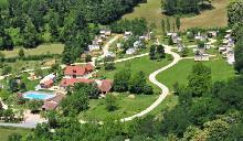 Camping - Padimadour - Rocamadour - Midi-Pyrénées - France