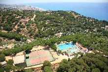 Camping - Roca Grossa - Calella - Costa Brava - Espagne