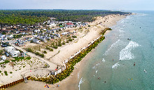 Camping - Soulac-sur-Mer - Aquitaine - Soulac Plage