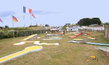 Camping - Utah Beach - Sainte-Marie-du-Mont - Basse-Normandie - France