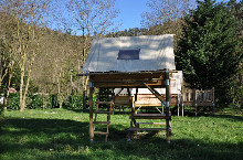 Camping - Arlebosc - Rhône-Alpes - Le Viaduc