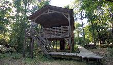 Camping - Domaine Ecolodge de Loire - Saint-Georges-des-Sept-Voies - Pays de Loire - France